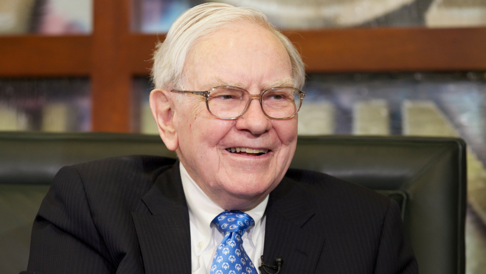 """Бъфет: """"Най-доброто време да продадеш една добра акция е … никога"""". Снимка: Forbes"""