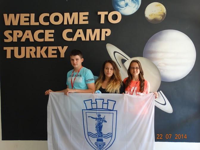 Кампанията за Space Camp Turkey 2015 е открита!