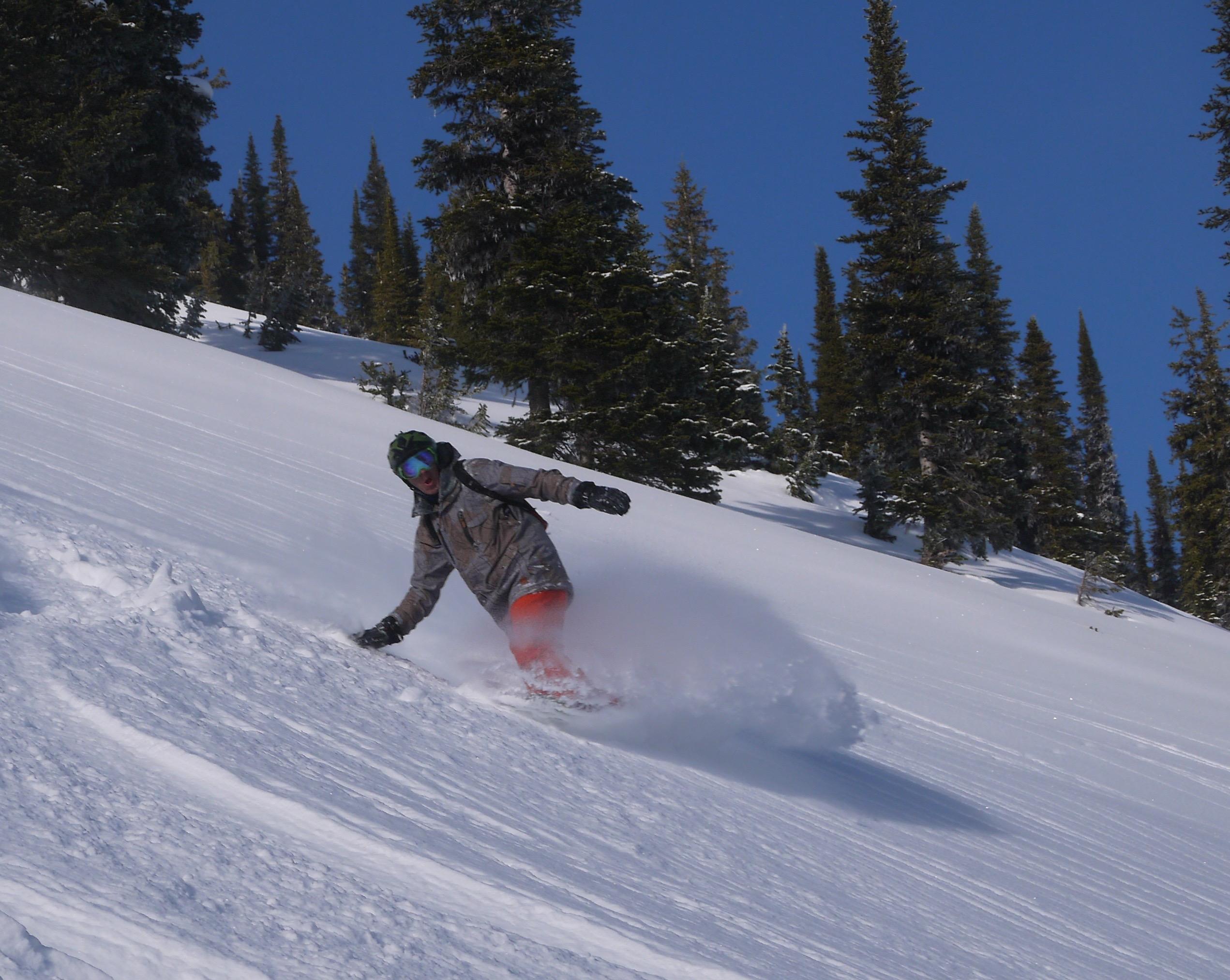 Един хели-ски ден в Скалистите планини