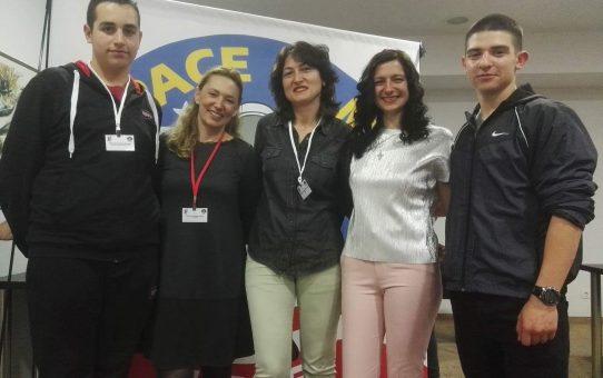 Възпитаници на Space Camp в България
