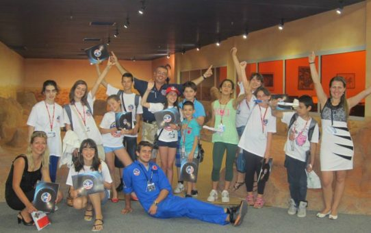 Отпускаме 3 стипендии за Space Camp Turkey 2018